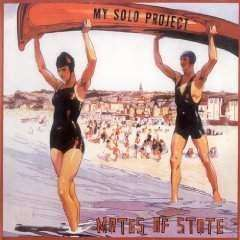 Mates Of State | My Solo Project,CD,The CD Exchange