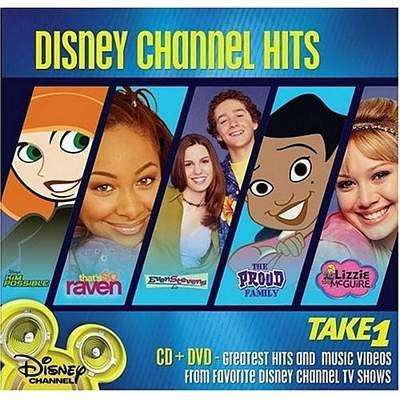 Various Artists | Disney Channel Hits: Take 1 (CD+DVD),CD,The CD Exchange