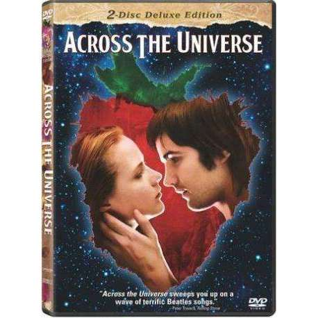 DVD | Across The Universe (2-Disc Deluxe Edition),Widescreen,The CD Exchange