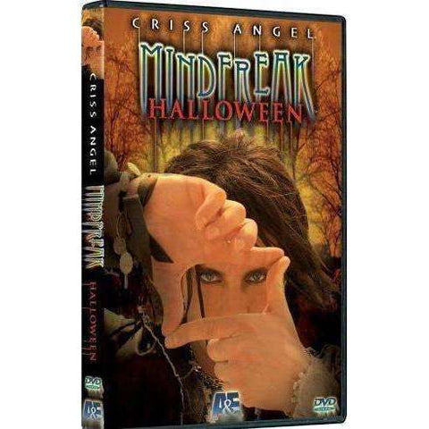 DVD | Criss Angel Mindfreak: Halloween Special,Fullscreen,The CD Exchange
