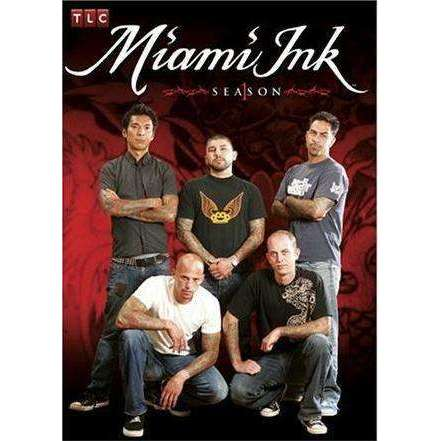DVD | Miami Ink: Season 1,Fullscreen,The CD Exchange