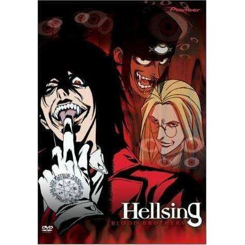 DVD | Hellsing Vol.2: Blood Brothers,Fullscreen,The CD Exchange