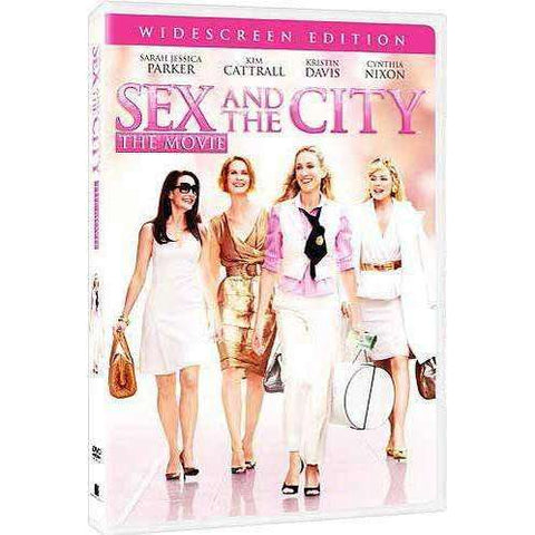DVD - Sex And The City: The Movie - Widescreen - The CD Exchange