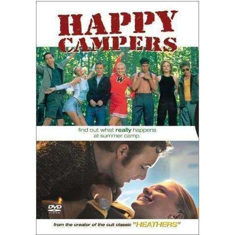 DVD | Happy Campers - The CD Exchange