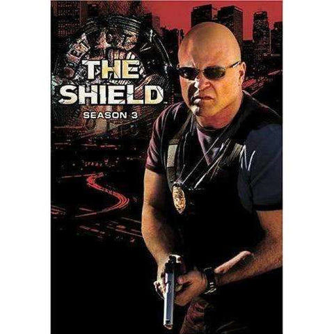 DVD | Shield: Season 3,Fullscreen,The CD Exchange