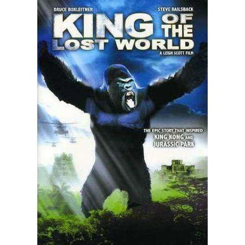 DVD | King Of The Lost World (2005) - The CD Exchange