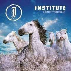 Institute | Distort Yourself (import w/ bonus track),CD,The CD Exchange