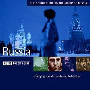Various Artists | Rough Guide To The Music Of Russia (OOP),CD,The CD Exchange