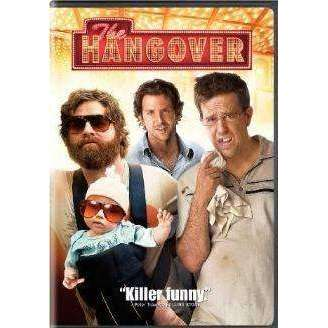 DVD - The Hangover - Widescreen - The CD Exchange