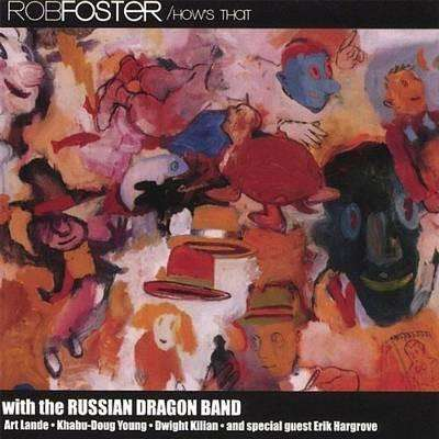 Foster, Rob | How's That,CD,The CD Exchange