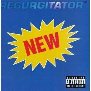 Regurgitator | New (EP),CD,The CD Exchange