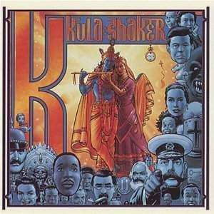 Kula Shaker | K,CD,The CD Exchange