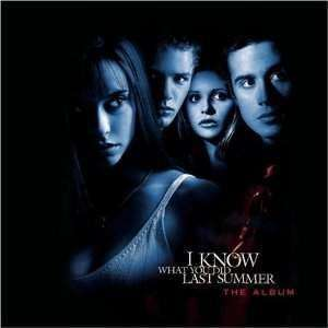 Soundtrack - I Know What You Did Last Summer - CD - The CD Exchange