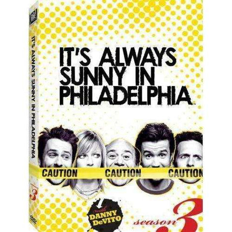 DVD | It's Always Sunny In Philadelphia: Season 3,Fullscreen,The CD Exchange