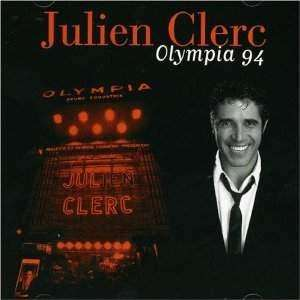 Clerc, Julien | Olympia 94,CD,The CD Exchange