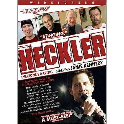 DVD | Heckler,Widescreen,The CD Exchange