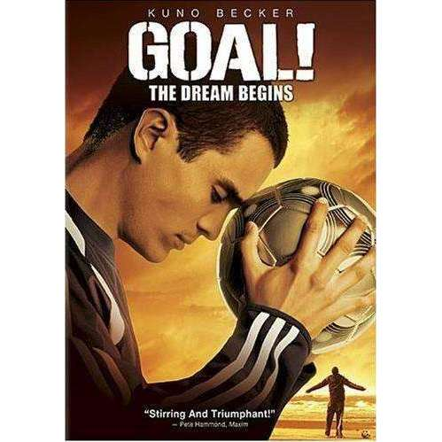 DVD | Goal! The Dream Begins,Widescreen,The CD Exchange