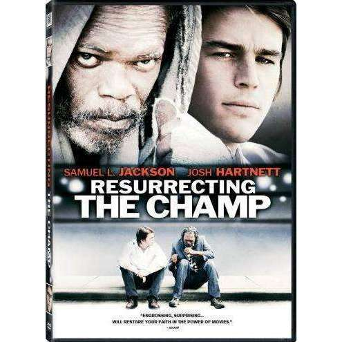 DVD | Resurrecting The Champ - The CD Exchange