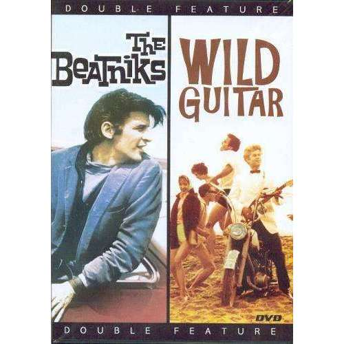 DVD | Beatniks / Wild Guitar,Fullscreen,The CD Exchange