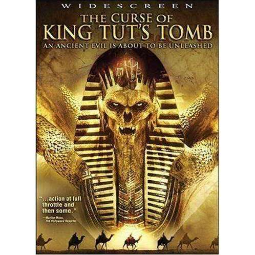 DVD | Curse Of King Tut's Tomb,Widescreen,The CD Exchange