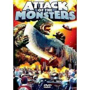 DVD | Attack Of The Monsters (aka Gamera vs. Guiron),Fullscreen,The CD Exchange