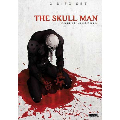 DVD | Skull Man: Complete Collection - The CD Exchange