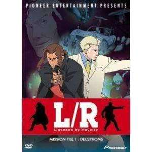 DVD | L/R Licensed By Royalty Vol.1: Deceptions,Widescreen,The CD Exchange