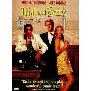 DVD | Trial And Error,Widescreen/Fullscreen,The CD Exchange