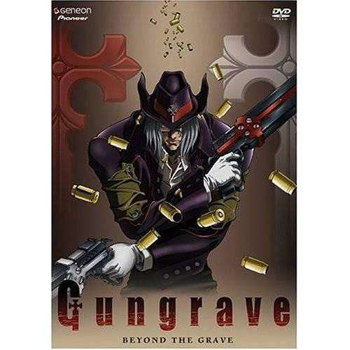 DVD | Gungrave: Beyond The Grave (Vol.1),Widescreen,The CD Exchange