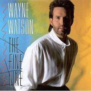 Watson, Wayne | The Fine Line,CD,The CD Exchange