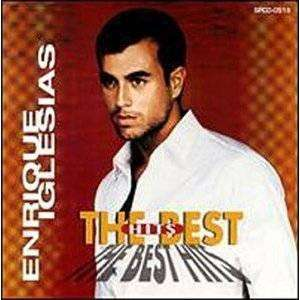 Iglesias, Enrique | The Best Hits (OOP),CD,The CD Exchange