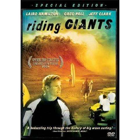 DVD | Riding Giants (Special Edition),Widescreen,The CD Exchange