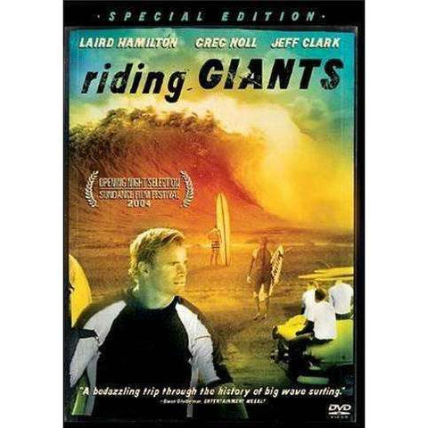 DVD | Riding Giants (Special Edition) - The CD Exchange