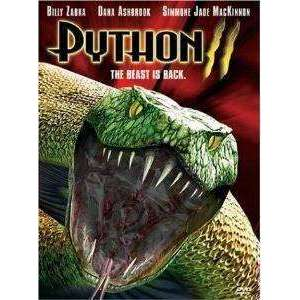 DVD | Python II,Widescreen,The CD Exchange
