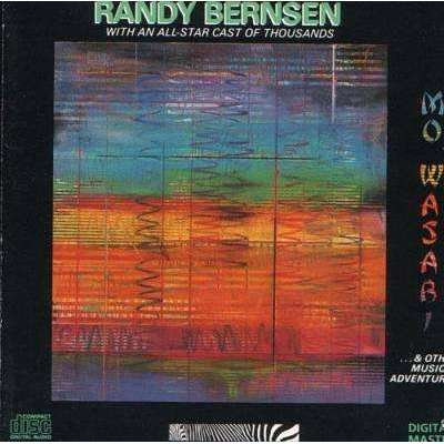 Randy Bernsen - Mo' Wasabi - CD - The CD Exchange