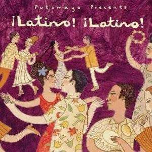Various Artists | Putumayo Presents: Latino! Latino! (OOP),CD,The CD Exchange