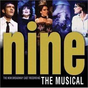 Soundtrack - Nine: The Musical (New Broadway Cast) - CD - The CD Exchange