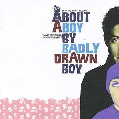 Soundtrack - About A Boy (Badly Drawn Boy) - CD - The CD Exchange