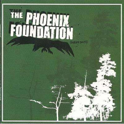 Phoenix Foundation | These Days,CD,The CD Exchange