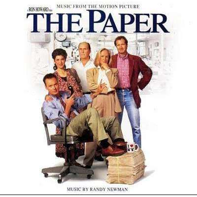 Soundtrack | Paper, The (Randy Newman),CD,The CD Exchange