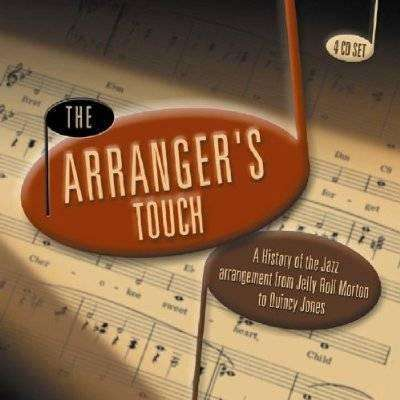Various Artists | Arranger's Touch (4CD Box Set),CD,The CD Exchange