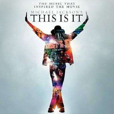 Michael Jackson - This Is It - (2CD) - The CD Exchange