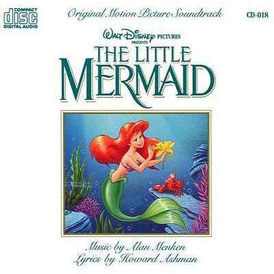 Soundtrack - Little Mermaid - CD - The CD Exchange