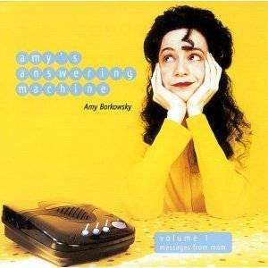 Borkowsky, Amy | Amy's Answering Machine Vol.1: Messages From My Mom,CD,The CD Exchange