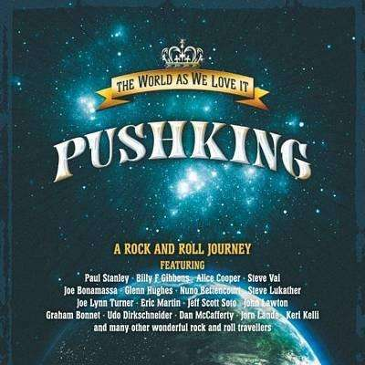 Pushking | The World As We Love It - The CD Exchange