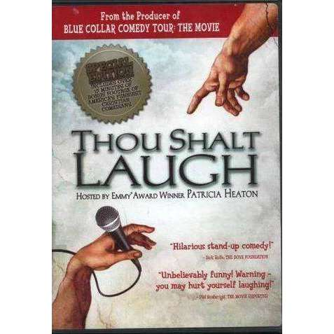 DVD | Thou Shalt Laugh,Widescreen,The CD Exchange