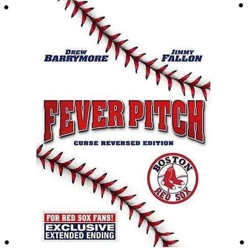 DVD - Fever Pitch (Curse Reversed Edition) - The CD Exchange