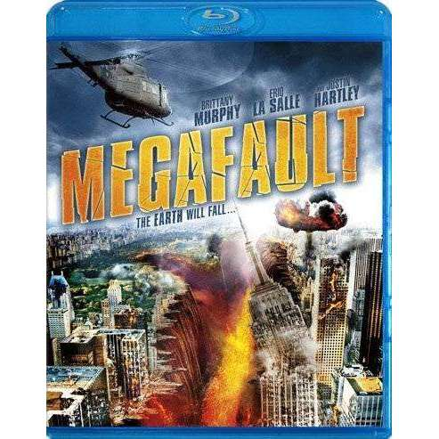 Blu-ray | Megafault,Widescreen,The CD Exchange