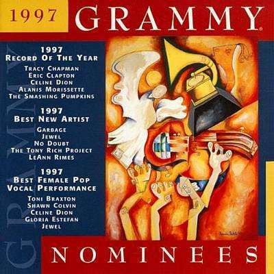 Various Artists - Grammy Nominees 1997 - CD - The CD Exchange