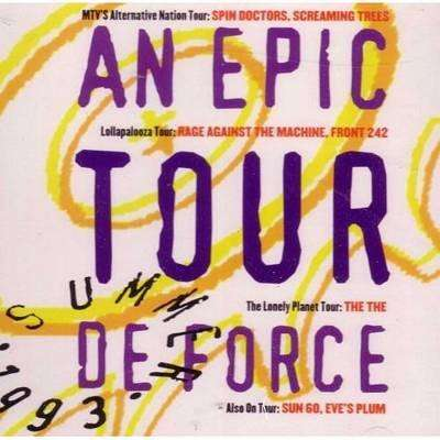 Various Artists | An Epic Tour De Force (OOP),CD,The CD Exchange